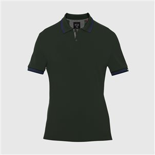 M's Polo Ss Outdoor - Cameleon